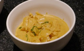 thai chicken red curry (4)
