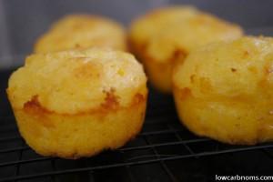 Cheesy English Muffins