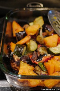 Oven-Roasted Vegetable Medley