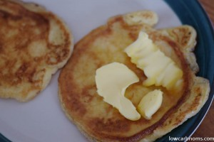 Ricotta Pikelets