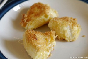 Shallow-Fried Camembert