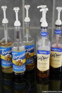 Sugar-Free Syrups